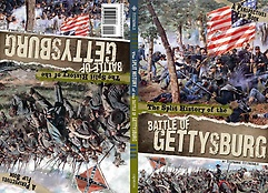 """<font title=""""The Split History of the Battle of Gettysburg (Paperback)"""">The Split History of the Battle of Getty...</font>"""