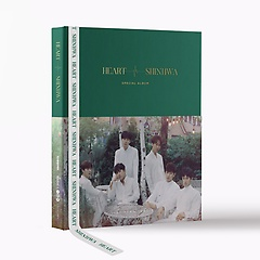 신화 - HEART [SHINHWA TWENTY SPECIAL ALBUM]