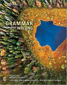 "<font title=""Grammar for Great Writing Book C StudentBook (Paperback)"">Grammar for Great Writing Book C Student...</font>"