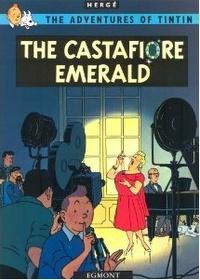 The Castafiore Emerald (Paperback)