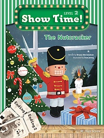 "<font title=""Show Time Level 2 : The nutcracker (Story Book + MultiRom)"">Show Time Level 2 : The nutcracker (Stor...</font>"