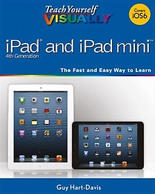 "<font title=""Teach Yourself Visually iPad 4th Generation and iPad Mini (Paperback)"">Teach Yourself Visually iPad 4th Generat...</font>"