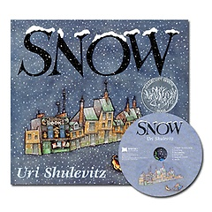 []Snow (Paperback + CD)