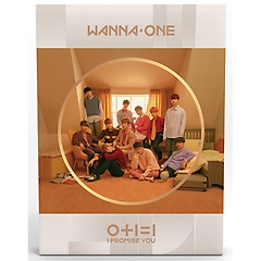 워너원(Wanna One) - 0+1=1 (I PROMISE YOU) [2nd Mini Album][Day Ver.]