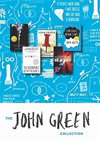 """<font title=""""The John Green Collection (Perfect Paperback:5)"""">The John Green Collection (Perfect Paper...</font>"""
