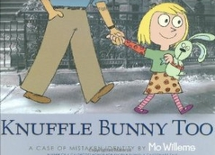 Knuffle Bunny Too (Paperback)