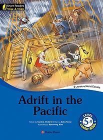 Adrift in the Pacific (영문판)