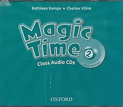 Magic Time 2 CD (2nd Ed.)
