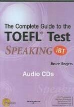 """<font title=""""The Complete Guide to the TOEFL Test Speaking iBT Audio CDs (Audio CD:4/ 교재별매/ Split Editon)"""">The Complete Guide to the TOEFL Test Spe...</font>"""