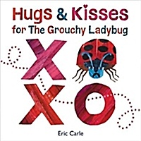 """<font title=""""Hugs and Kisses for the Grouchy Ladybug (Hardcover)"""">Hugs and Kisses for the Grouchy Ladybug ...</font>"""