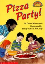 Pizza Party! -  Scholastic Hello Reader CD Set 1-6 (Paperback+Audio CD)