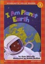 """<font title=""""I Am Planet Earth - Hello Science Reader! Level 1 (Paperback+CD:1)"""">I Am Planet Earth - Hello Science Reader...</font>"""