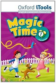 Magic Time 1 iTools DVD-Rom (2nd Ed.)