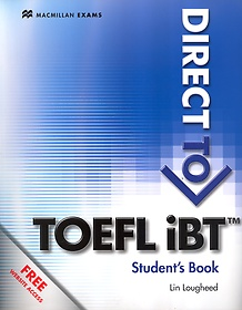 """<font title=""""Direct to TOEFL iBT : Student"""