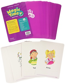 Magic Time 1 Picture Cards (2nd Ed.)