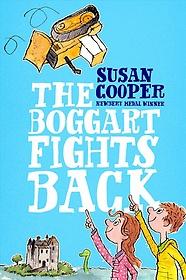 The Boggart Fights Back (Hardcover)