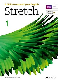 Stretch 1: Student's Book with Online Practice (Paperback)