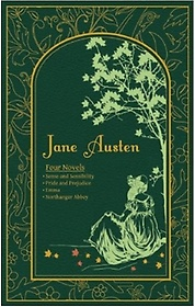 "<font title=""Jane Austen: Four Novels (Hardcover/ Leather Bound Edition)"">Jane Austen: Four Novels (Hardcover/ Lea...</font>"