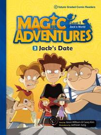 "<font title=""Magic Adventures 1-3 Jack"
