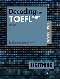 "<font title=""Decoding the TOEFL iBT LISTENING Intermediate"">Decoding the TOEFL iBT LISTENING Inter...</font>"