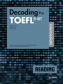 "<font title=""Decoding the TOEFL iBT READING Intermediate"">Decoding the TOEFL iBT READING Interme...</font>"