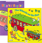 Sing It Say It! 1-5 Set : The Wheels on the Bus