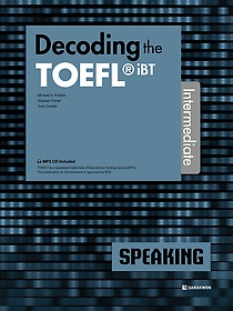 "<font title=""Decoding the TOEFL iBT SPEAKING Intermediate"">Decoding the TOEFL iBT SPEAKING Intermed...</font>"