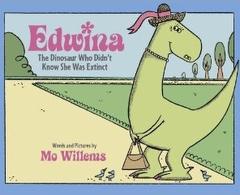 "<font title=""Edwina: The Dinosaur Who Didn"