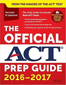 """<font title=""""The Official ACT Prep Guide, 2016-2017 (Paperback)"""">The Official ACT Prep Guide, 2016-2017 (...</font>"""