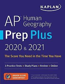 """<font title=""""KAP AP HUMAN GEOGRAPHY PREP PLUS 20-21 (Paperback)"""">KAP AP HUMAN GEOGRAPHY PREP PLUS 20-21 (...</font>"""