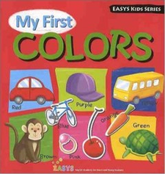 My First Colors (Paperback+CD:1)