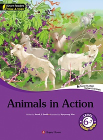 Animals in Action (영문판)