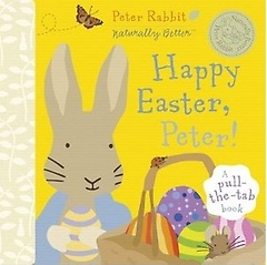"""<font title=""""Happy Easter, Peter! : A pull-the-tab book (Hardcover)"""">Happy Easter, Peter! : A pull-the-tab bo...</font>"""