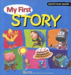My First Story (Paperback+CD:1)