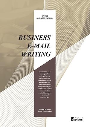 BusinessE-mailWriting