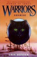 "<font title=""Warriors, Power of Three #6: Sunrise (Hardcover)"">Warriors, Power of Three #6: Sunrise (Ha...</font>"