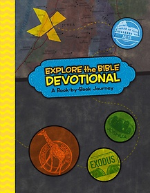 Explore the Bible Devotional (Hardcover)