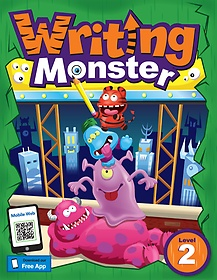 """<font title=""""Writing Monster 2 with Portfolio Book (Student Book)"""">Writing Monster 2 with Portfolio Book (S...</font>"""