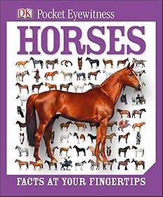DK Pocket Eyewitness: Horses (Hardcover)
