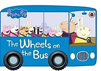 """<font title=""""Peppa Pig: The Wheels on the Bus (Board Book)"""">Peppa Pig: The Wheels on the Bus (Board ...</font>"""