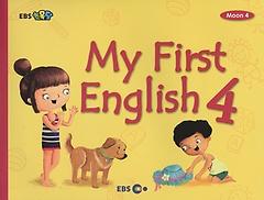 """<font title=""""[EBS 초등영어] EBS 초목달 Moon 4 - My First English 4"""">[EBS 초등영어] EBS 초목달 Moon 4 - My Fi...</font>"""