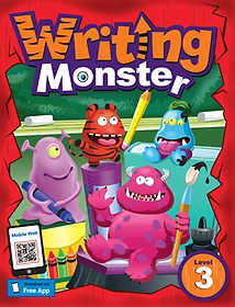 """<font title=""""Writing Monster 3 with Portfolio Book (Student Book)"""">Writing Monster 3 with Portfolio Book (S...</font>"""
