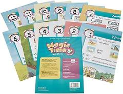 Magic Time 2 Wall Charts (2nd Ed.)