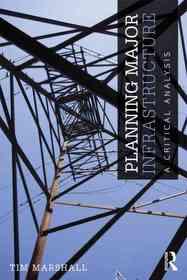 """<font title=""""Planning Major Infrastructure (Hardcover / 1st Ed.)"""">Planning Major Infrastructure (Hardcover...</font>"""