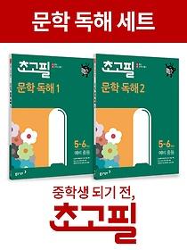 초고필 문학 독해 1~2 세트