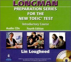 """<font title=""""Longman Preparation Series for the New TOEIC Test Introductory Course - Audio CD (7 CDs Only/ 교재별매)"""">Longman Preparation Series for the New T...</font>"""
