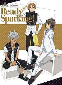 """<font title=""""KING OF PRISM 공식 매거진 북 Ready Sparking!"""">KING OF PRISM 공식 매거진 북 Ready Spark...</font>"""