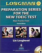 """<font title=""""Longman Preparation Series for the New TOEIC Test, More Practice Tests - Student Book with Answer Key (Paperback)"""">Longman Preparation Series for the New T...</font>"""