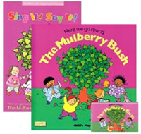 Sing It Say It! 1-10 Set : Here We Go Round the Mulberry Bush