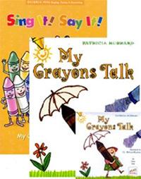 Sing It Say It! 1-11 Set : MY Crayons Talk